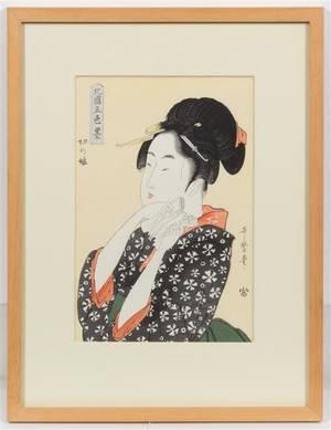 Utagawa Utamaro