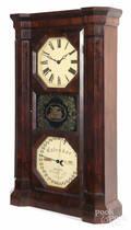 Seth Thomas rosewood mantel clock