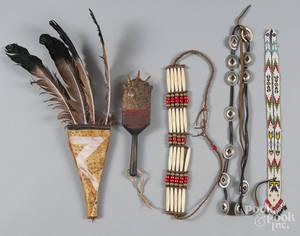 Native American accessories