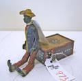 Tin Alabama Coon Jigger by Layman