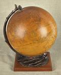 George Cram terrestrial table top globe