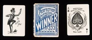 Perfection Playing Card Co Winner No 333 Playing