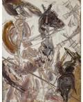 ANATOLY ZVEREV RUSSIAN 19311986 Don Quixote Battling the Windmills