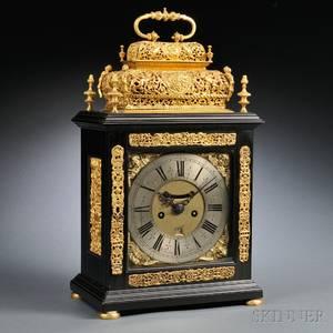 William Speakman Quarterrepeating Bracket Clock