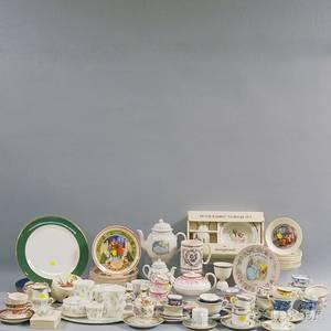 Approximately Ninetysix Pieces of Assorted Wedgwood China