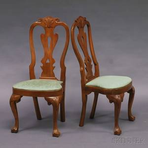 Pair of Kittinger Queen Annestyle Chairs