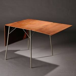 Arne Jacobsen for Fritz Hansen Folding Table