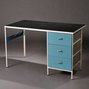 George Nelson for Herman Miller Desk