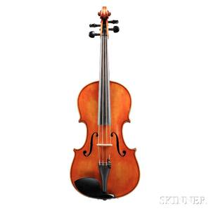 Modern 20th Century Viola