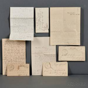 Davis Jefferson 18081889 and Varina Banks Howell Davis 18261906 Archive of Correspondence