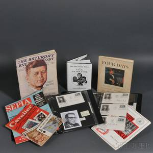 Kennedy John Fitzgerald 19171963 Assassination Archive