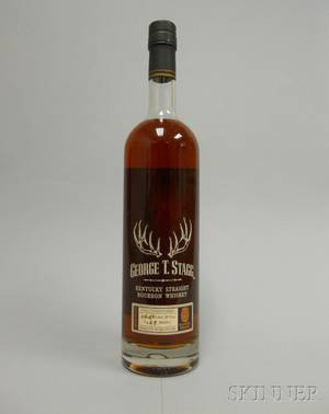George T Stagg Cask Strength 2004