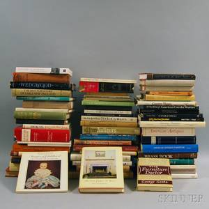 Large Group of Decorative Arts Reference Books