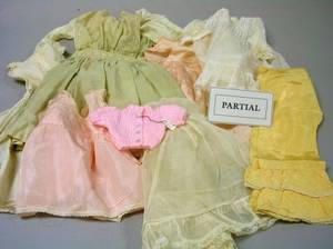 Large Group of 20th Century Doll Clothes