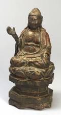 Carved Wooden Image