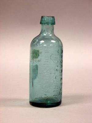 Proprietor Thos A Hurley Louisville Ky Medicine Bottle