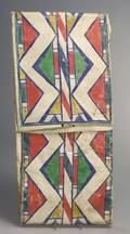 Plateau Polychrome Parfleche Envelope
