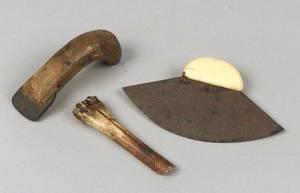 Three Inuit Tools