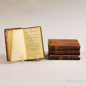Cervantes Miguel de 15471616 The History and Adventures of the Renowned Don Quixote