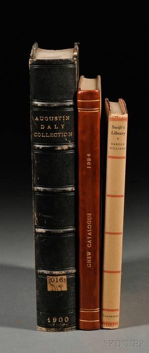 Book Catalogs Twelve Volumes