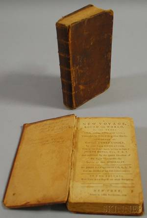 Cook James 17281779 A New Voyage Round the World