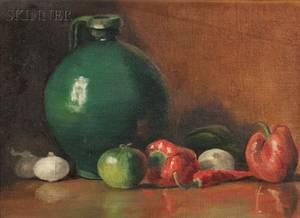 Emil Soren Emil Carlsen American 18481932 Pepper Study