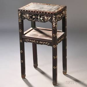 Export Inlaid Wood Stand