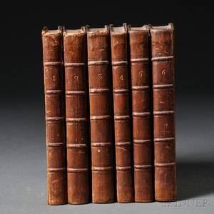 Clarendon Edward Hyde Earl of 16091674 The History of the Rebellion and Civil Wars in England Begun in the Year 1641