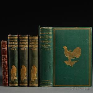 Wilson Alexander 17661813 American Ornithology