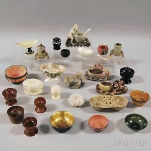 Twentysix Assorted Mostly Asian Salts