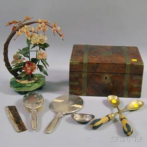 Group of Decorative Household Items