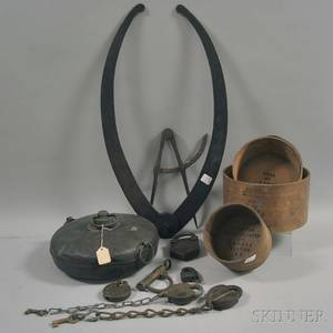 Group of Assorted Country Items