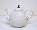Salt glaze teapot