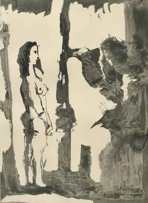 Pablo Picasso Spanish 18811973 Artiste et modle