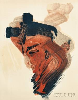 David Alfaro Siqueiros Mexican 18961974 Meditation