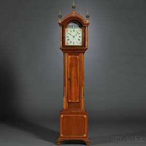 Elmer Stennes Rocking Ship Dwarf Clock