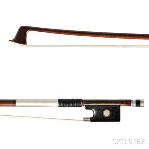 Silvermounted Violin Bow Bausch School