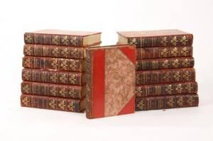 Works of Wm Thackeray in 13 Volumes Pub 1905