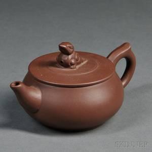 Yixing Miniature Teapot