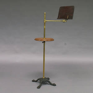 Victorian Adjustable Music Stand