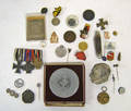 Group of misc German military medals and medallions