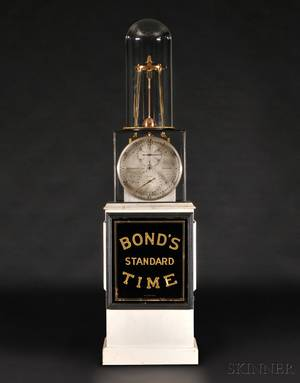 The Bond Shop Astronomical Regulator No 396