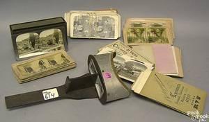 Monarch hand held stereoscope