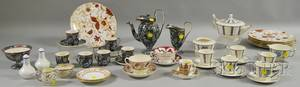 Approximately Fortyfive Pieces of Assorted Wedgwood Decorated Ceramic Tea and Tableware