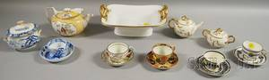 Fifteen Pieces of Wedgwood Decorated Ceramic Tableware