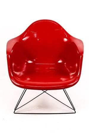 Eames for Herman Miller Fiberglass LAR Chair