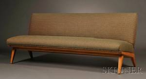 Jens Risom Sofa for Knoll