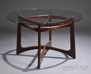 Adrian Pearsall 19252011 Craft Associates Dining Table