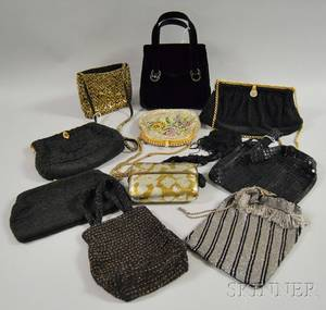 Ten Small Evening Bags