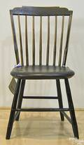 New England rodback windsor side chair